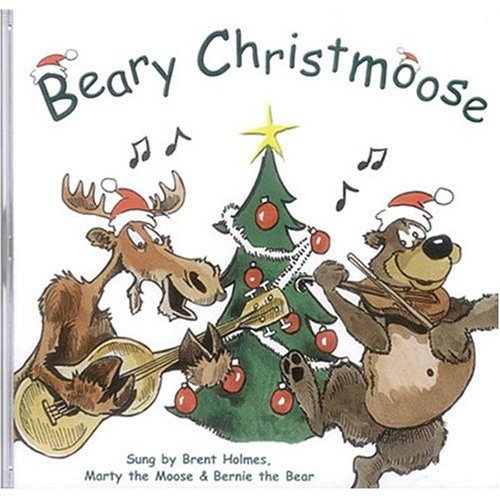 Berry Christmoose CD