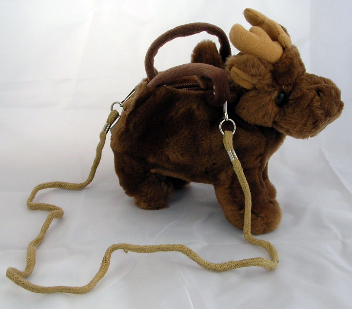 Small Moose Purse